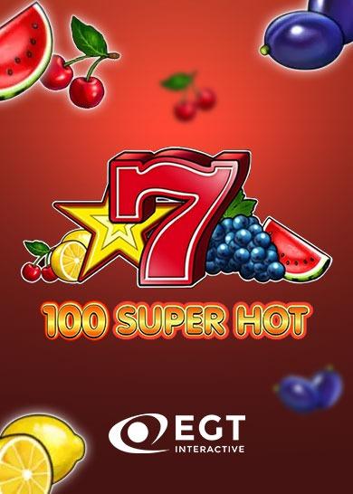 100 Super Slot Bezplatna Igra