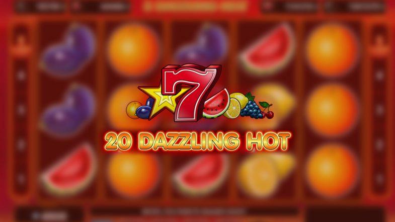 20 Dazzling Hot Kazino Igra