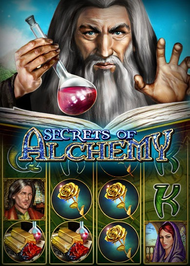 Secrets of Alchemy Igra