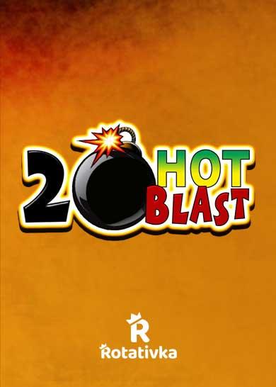 20 Hot Blast Bezplatna Kazino Igra