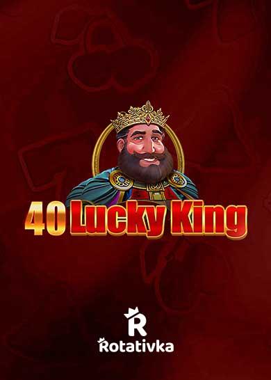 40 Lucky King Demo Igra Bezplatno