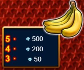Extra Stars simovli banani