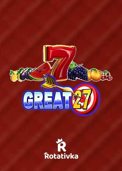 Great 27 Bezplatna Igra