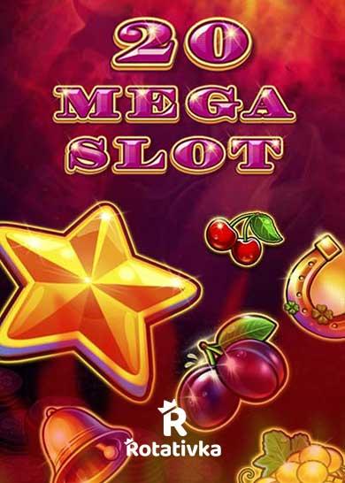 20 Mega Slot Bezplatna Igra