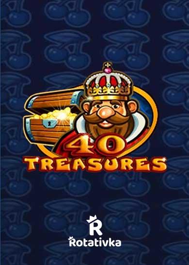 40 Treasures Bezplatna Igra