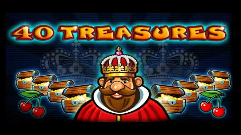 40 Treasures Demo Igra