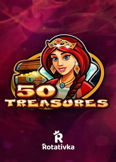 50 Treasures Bezplatna Igra