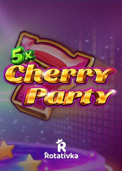 5X Cherry Party Bezplatna Igra