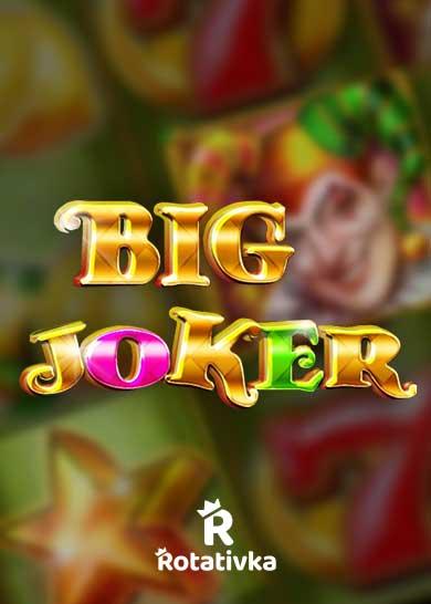 Big Joker Bezplatna Igra