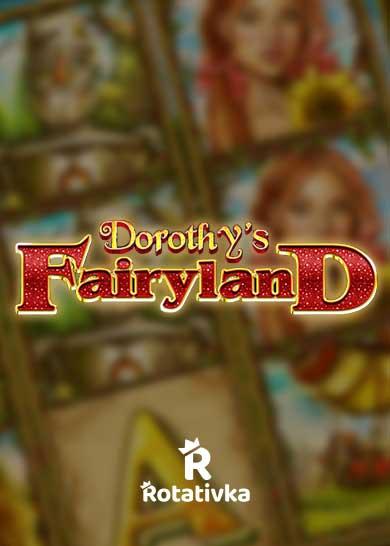 Dorothys Fairyland Bezplatna Igra