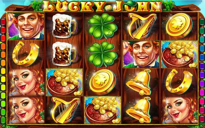 Lucky John Design