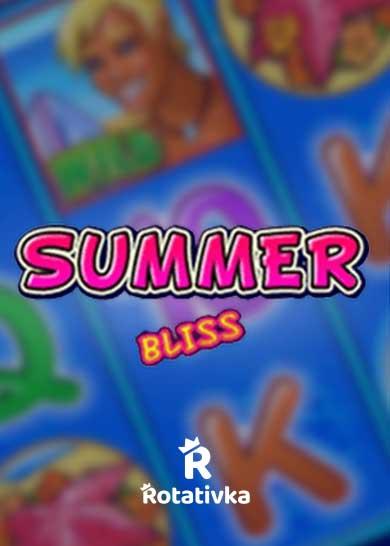 Summer Bliss Bezplatna Igra