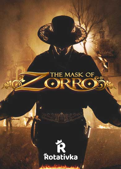 The Mask of Zorro Bezplatna Igra