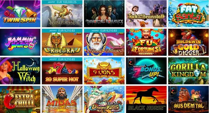 Aplay Casino Casino Games