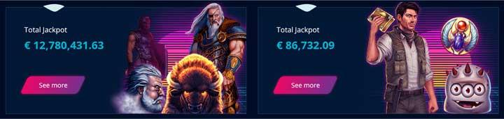 Mr Bit Casino Jackpots