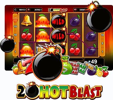 Безплатни казино игри с 20 линии - 20 Hot Blast