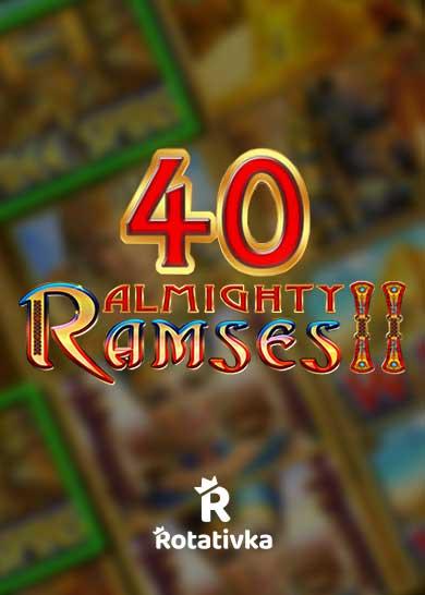 40 Almighty Ramses II Demo Igra