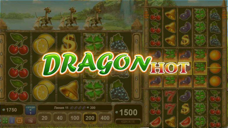 Dragon Hot Demo Igra