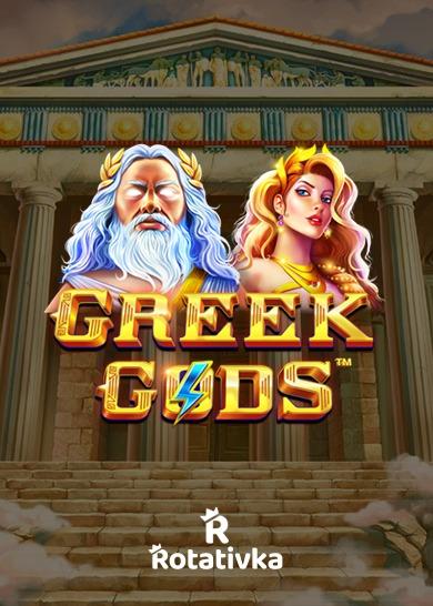 Greek Gods Bezplatna Igra