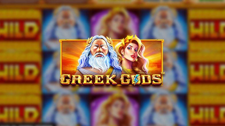 Greek Gods Demo Igra