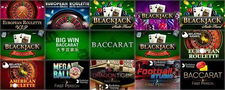 SlotV Poker