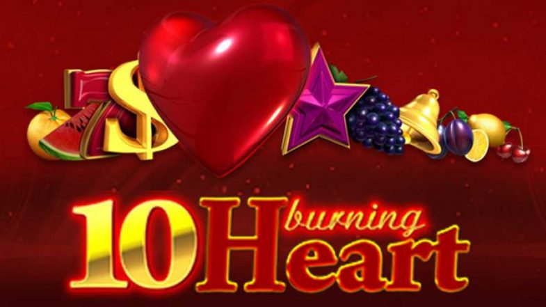 10 Burning Heart Demo Igra