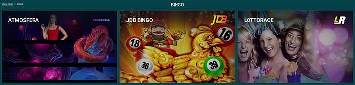 22 Bet Bingo