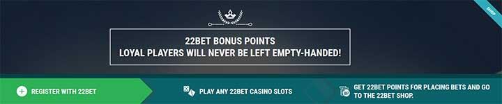 22 Bet Shop