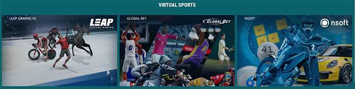 22 Bet Virtual Sports