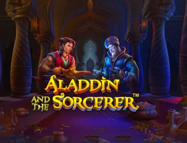 Aladdin and the Sorcerer Demo Igra