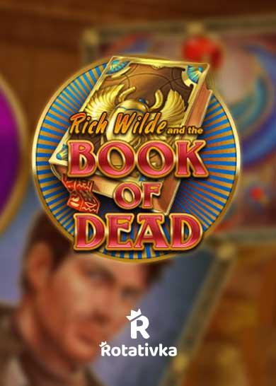 Book of Dead Bezplatna Igra