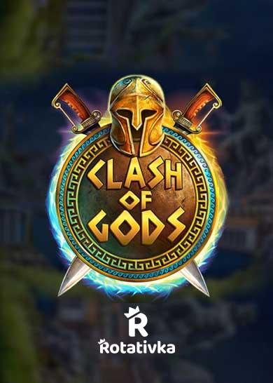 Clash of Gods Bezplatna Igra