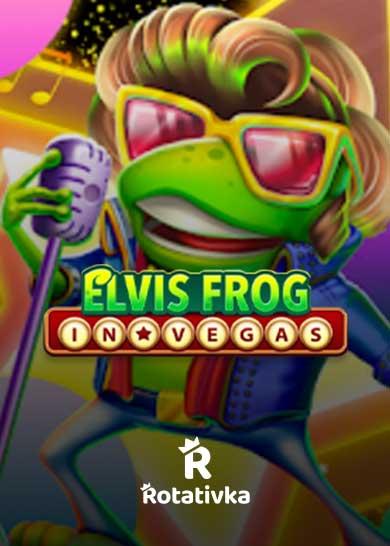 Elvis Frog in Vegas Bezplatna Igra