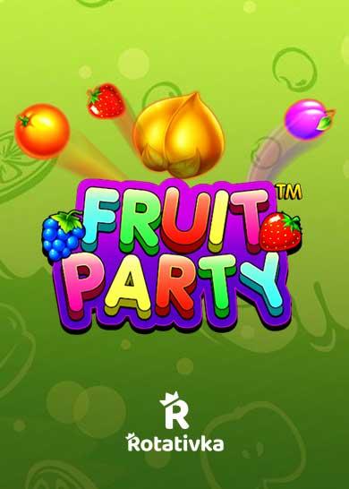 Fruit Party Bezplatna Igra