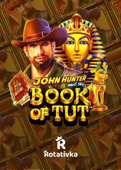 John Hunter and the Book of Tut Image