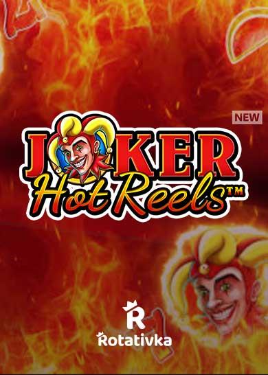 Joker Hot Reels Bezplatna Igra