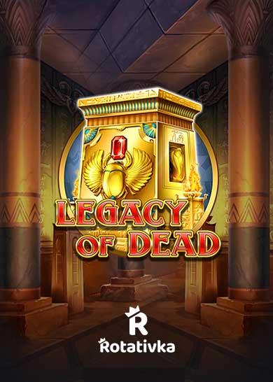 Legacy of Dead Bezplatna Igra