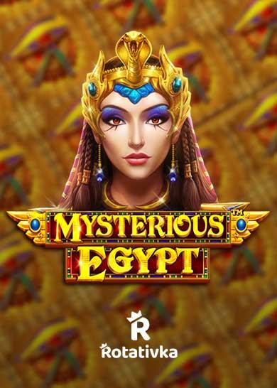 Mysterious Egypt Bezplatna Igra