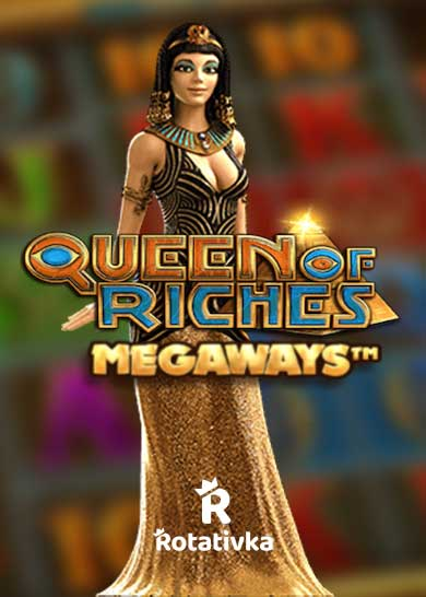 Queen of Riches Megaways Bezplatna Igra