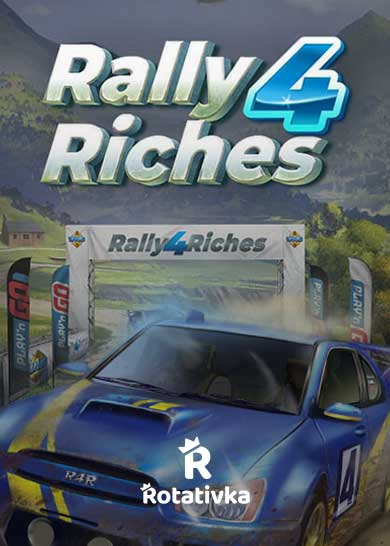 Rally 4 Riches Bezplatna Igra