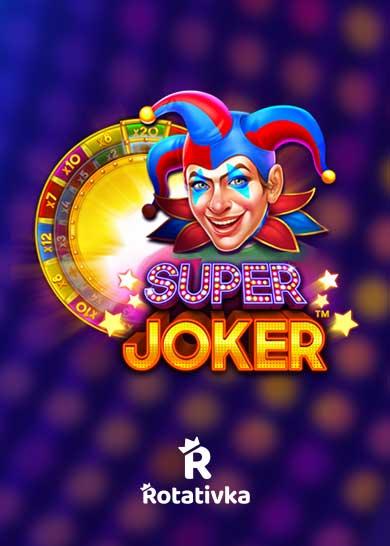 Super Joker Bezplatna Igra