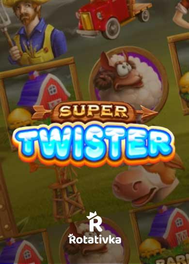 Super Twister Bezplatna Igra