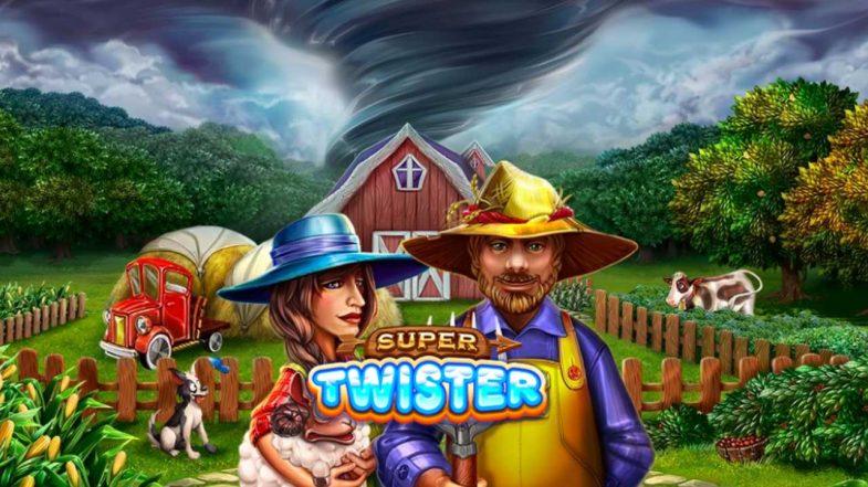 Super Twister Demo Igra