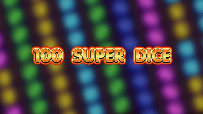100 Super Dice Demo Igra