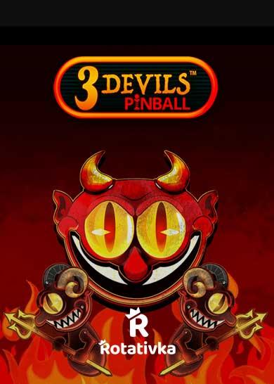 3 Devils Pinball Free Play