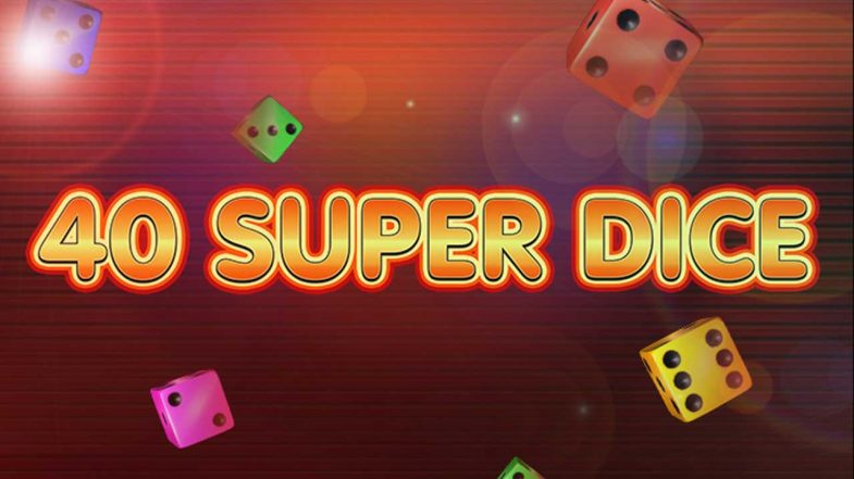 40 Super Dice Demo Igra