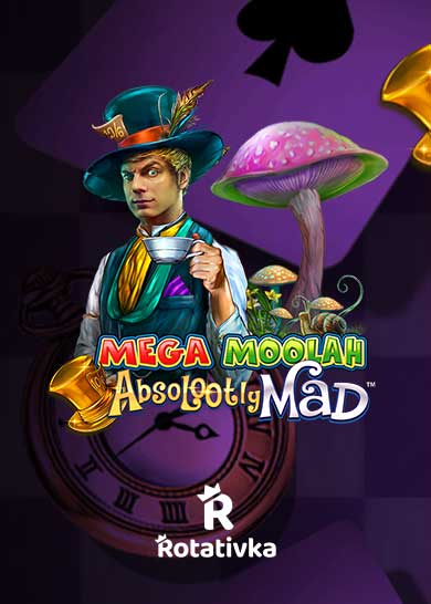 Absolootly Mad Mega Moolah Demo