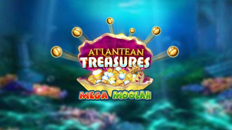 Atlantean Treasures Mega Moolah Demo