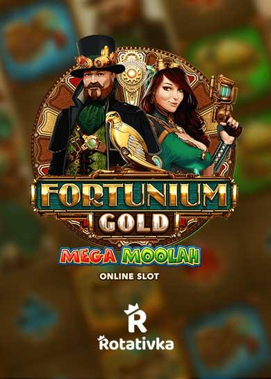 Fortunium Gold Mega Moolah Demo
