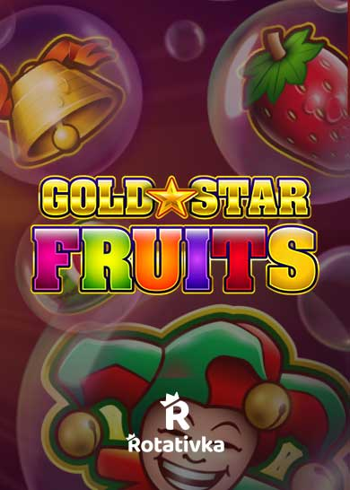 Gold Star Fruits Free Play